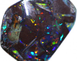 16.85 CTS BOULDER OPAL STONE FROM OLD COLLECTION [BMA8904]
