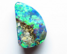 0.80ct Queensland Boulder Opal Stone