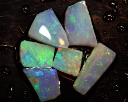 8.91  CTS L.RIDGE OPAL INLAY ROUGH PARCEL DT-9396
