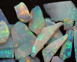 17.69 CTS L.RIDGE OPAL INLAY ROUGH PARCEL DT-9399