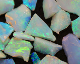 16.27 CTS L.RIDGE OPAL INLAY ROUGH PARCEL DT-9101