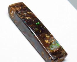 19.36ct Queensland Boulder Matrix Opal Stone