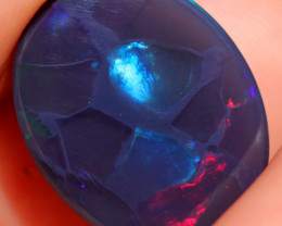 6.26 CTS BLACK OPAL STONE-FROM  OLD COLLECTION- [LRO915]