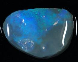 #5  -  Bowerbird's   Lightning Ridge Opal Rub [24907]
