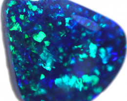 4.35 CTS BLACK OPAL STONE-FROM  OLD COLLECTION- [LRO918]