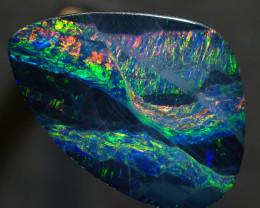 14.40 cts Lightning Ridge Opal Doublet #4