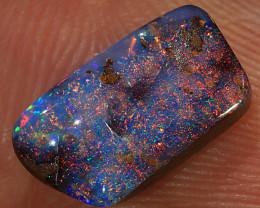 2.7ct 11.5x6.5mm Queensland Boulder Opal  [LOB-2995]