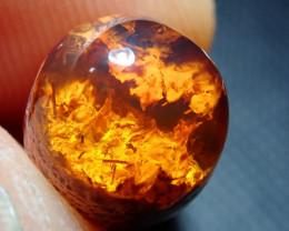 4.24ct Mexican Cantera Multicoloured Fire Opal