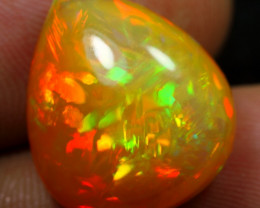 -25% Black Friday- 16.60cts Rare Chaff and Cell Natural Ethiopian Welo Opal