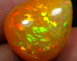 Christmas Sale 16.60cts Rare Chaff and Cell Natural Ethiopian Welo Opal