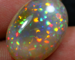 -25% Black Friday- 10.80cts Cell and Confetti Natural Ethiopian Welo Opal