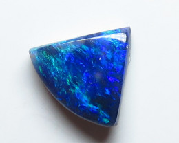 0.86ct Lightning Ridge Black Opal stone