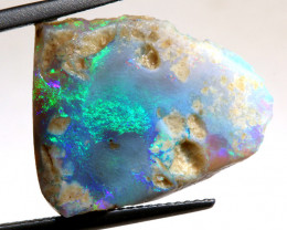 9.37-CTS  BLACK OPAL ROUGH  L. RIDGE  DT-9445