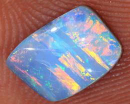 1.95ct 8x6mm Queensland Boulder Opal  [LOB-3001]