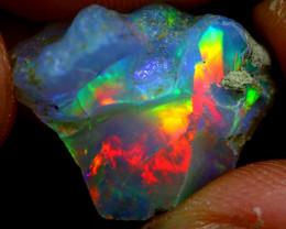 8cts Ethiopian Welo Rough Opal / WR22