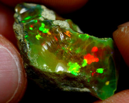 7cts Ethiopian Welo Rough Opal / WR24