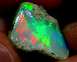 11cts Ethiopian Welo Rough Opal / WR25