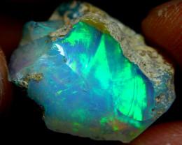 14cts Ethiopian Welo Rough Opal / WR26