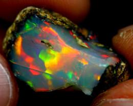 11cts Ethiopian Welo Rough Opal / WR28