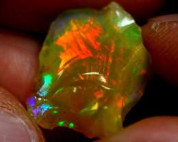 7cts Ethiopian Welo Rough Opal / WR30