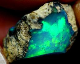 6cts Ethiopian Welo Rough Opal / WR38