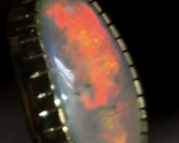 18k top gem opal pendant for a queen