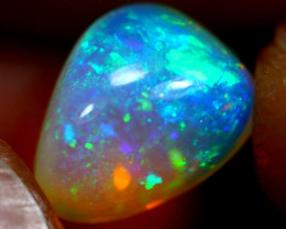 2.07cts Natural Ethiopian Welo Opal / BF174
