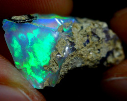 11cts Ethiopian Welo Rough Opal / WR48