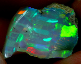 6cts Ethiopian Welo Rough Opal / WR52