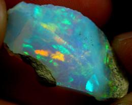 10cts Ethiopian Welo Rough Opal / WR55