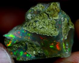 11cts Ethiopian Welo Rough Opal / WR57
