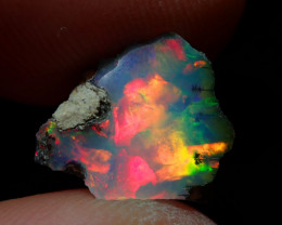 1.83ct A2  Gamble Solid Rough Ethiopian Wello Opal