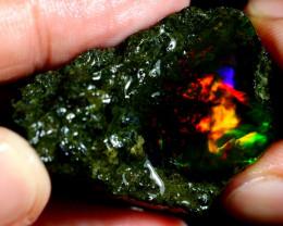 92cts Ethiopian Crystal Rough Specimen Rough / CR08
