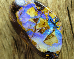 15cts. PIPE OPAL~QUEENSLAND AUSTRALIA.