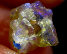 3.61cts Australian Lightning Ridge Opal Rough / WR168