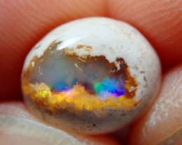 3.3ct Mexican Matrix Cantera Multicoloured Fire Opal