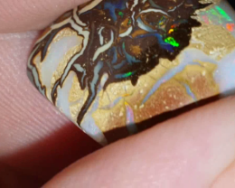14 Ct Boulder Opal from Koroit