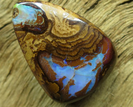 27cts, BOULDER MATRIX OPAL~WHOLESALE STONE