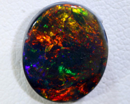 N2 -2.70 CTS QUALITY BLACK OPAL POLISHED STONE INV-1095