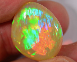 23.5 CT - 5/5 NEON NEEDLES WELO OPAL CABACHON