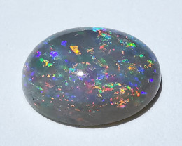 Lightning Ridge Dark Opal - 1.0 Cts