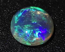 Bright Gem Crystal Opal - Lightning Ridge - 0.48 Cts