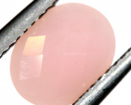 1.285 CTS -  PINK PERUVIAN  FACETED TBO-10299