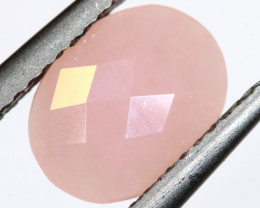 1.24CTS -  PINK PERUVIAN  FACETED TBO-A6