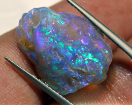 11.60 -CTS  BLACK OPAL ROUGH  L. RIDGE  DT-9600