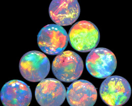 1.78 CTS COOBER PEDY SOLID OPAL CALIBRATED PARCEL [SEDA2524]