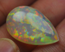 8.25 CRT PRISM RAINBOW PUZZLE PATTERN WELO OPAL-