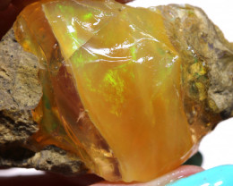 115-CTS ETHIOPIAN OPAL CHUNKY  ROUGH  DT-9632