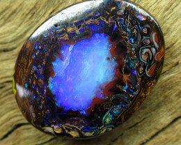 17cts, *BLACK FRIDAY SALE*~KOROIT NUT OPAL.