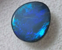 2.2crt Black Opal Lightning Ridge Natural